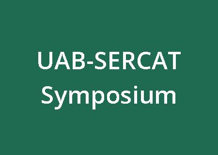 UAB-SERCAT Symposium
