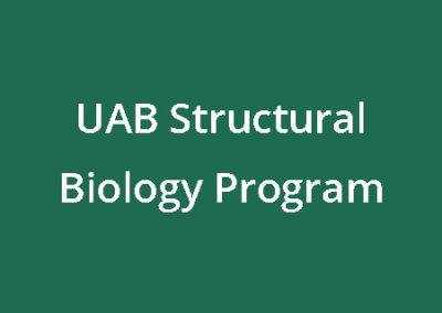 UAB Structural Biology
